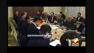 دیدارهای وزیر دفاع در حاشیه کنفرانس امنیتی مسکو