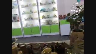 زنان برای تولید گیاهان داروئی دست به کار شوند