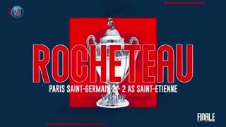 گلهای برتر پاریسنژرمن در فینال جام حذفی فرانسه