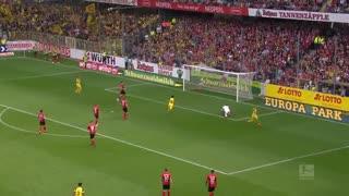 5 گل برتر هفته سیام بوندسلیگا آلمان