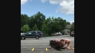 تمرینات  ورزشی 4