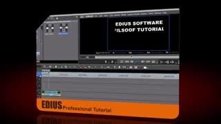 آموزش حرفه ای ادیوس Edius