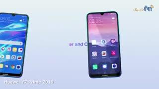 ویدئوی رسمی گوشی هواوی مدل Y7 Prime 2019