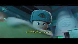 تریلر انیمیشن Playmobil: The Movie با زیرنویس فارسی