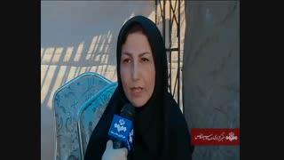 افتتاح نمایشگاه هفته سلامت در فارس