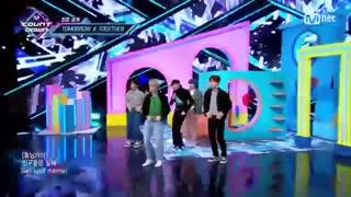 ComeBack Stage اجرا بسیار زیبا آهنگ Cat & Dog از گروه TXT در M Countdown * جدید