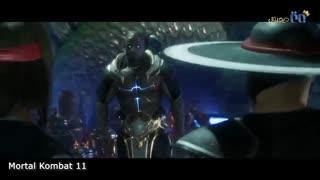 ویدئوی رسمی معرفی نحوه بازی Mortal Kombat 11