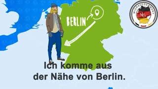 آموزش زبان آلمانی ( اهل کجایی؟) - میگریت جرمنی