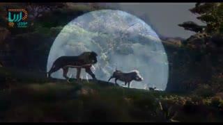 اولین تریلر کامل فیلم The Lion King با زیرنویس فارسی