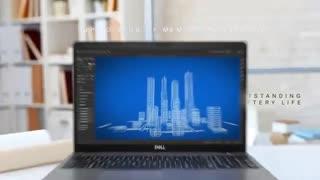 ویدئوی معرفی لپتاپهای Precision 3540 شرکت Dell