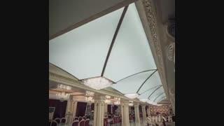 طراحی و اجرای تالار رزنتال توسط گروه معماری و طراحی شاین (مهندس محمد پور )