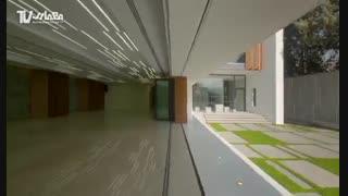 پروژه خانه کبوتر لواسان _ دفتر معماری استودیو فتوره چیانی