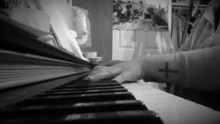 پیانوی اهنگ spring day