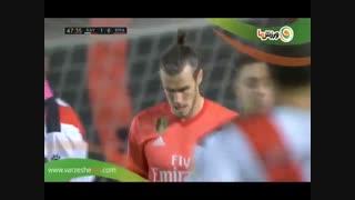 خلاصه بازی رایو وایه کانو 1 - رئال مادرید 0 (9-2-1398)