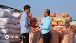 بررسی صنعت برنج در ایران