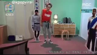 SHINee Key - EXID(up and down)
