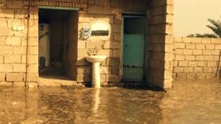 وضعیت نامناسب سیلزدگان شعیبیه خوزستان