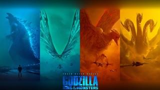 تریلر نهایی فیلم Godzilla: King of the Monsters با کیفیت IMAX