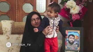 روایتی از زندگی شهید مدافع حرم احمد غلامی