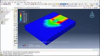 شبیهسازی انتقال حرارت فرایند جوشکاری در ABAQUS