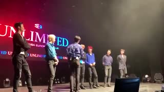 Chani, Taeyang and Youngbin Want Dance Cover At The Vic Theatre In Chicago