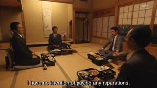 قسمت 8 از سریال ژاپنی همکار خوب  Good Partner 2016