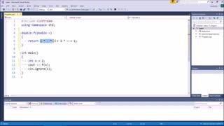 کتاب آموزش زبان برنامه نویسی C++ - قسمت 05 - تابعها