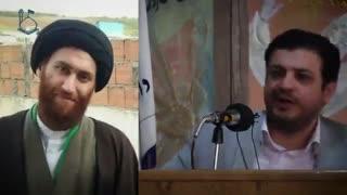 ماجرای قتل یک طلبه روحانی از زبان رائفی پور ومهناز افشار و حشدالشعبی...!!