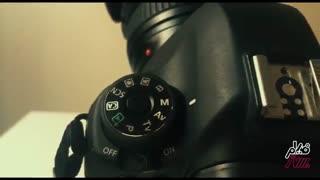 آموزش عکاسی مقدماتی | آموزش کار با دوربین عکاسی | بدنهی دوربین در چند دقیقه! وب سایت فیلم بساز | FILMBESAZ.COM