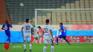 حواشى بازى استقلال 4 - 2 استقلال خوزستان