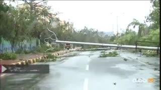 8 کشته از طوفان فانی هند