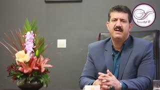 راهکارهای رفع غبغب / دکتر سید جلال منتظری