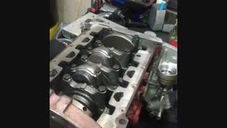 تعمیر تخصصی موتور پژو ۲۰۶