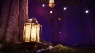 پروژه آماده افتر افکت ماه مبارک رمضان - Ramadan Night