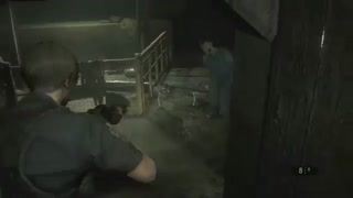 Resident Evil 2_07 : مراحل کامل بازی رزیدنت اویل دو قسمت هفتم