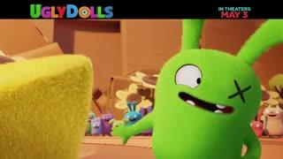 تریلر انیمیشن عروسک های زشت - UglyDolls