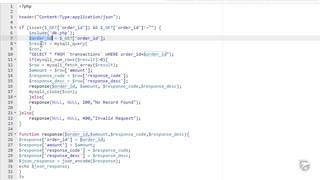 آموزش ساخت API به روش REST در PHP