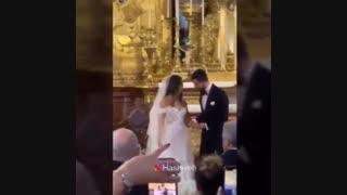 مراسم  ازدواج لاکچری پسر ابی !!
