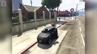 Grand Theft Auto 5 Gameplay GeForce 9400 GT
