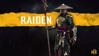 Mortal Kombat 11 - Raiden Announcer