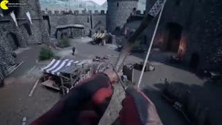 MORDHAU Trailer Gameplay tehrancdshop.com تریلر بازی موردائو
