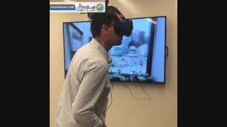 تجزیه و تحلیل یک پروژه VR