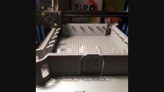ساخت قلعه بازی کودکان با پرینترهای سه بعدی شرکت ایرانی 3dRD