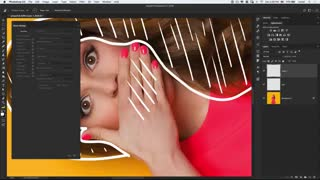 Draw On Photo Effect Photoshop CC Tutorial