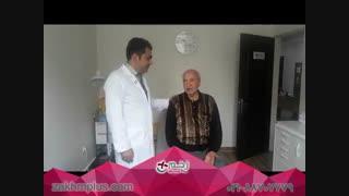 درمان زخم ناشی از سرطان پوست در کلینیک زخم پلاس