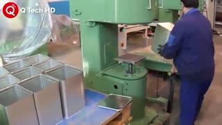 میکس جالب از کارکرد ماشین آلات صنعتی