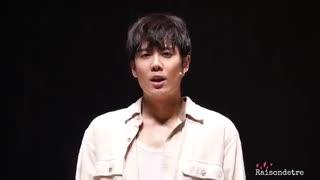 190511 규종 연극 잃어버린마을 막공 소감- kimkyujung.com