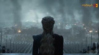 تریلر قسمت ششم از فصل آخر سریال Game of Thrones