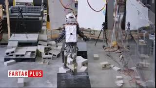 رباتی که راهش را به صورت خودکار پیدا میکند + فیلم