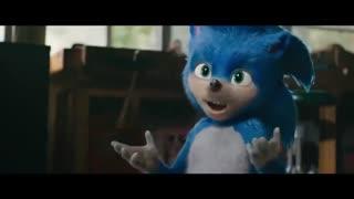 تریلر فیلم سونیک خارپشت - Sonic the Hedgehog